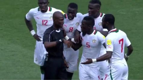 Urgent : Le fameux match  Afrique du Sud vs Sénégal sera rejoué en novembre