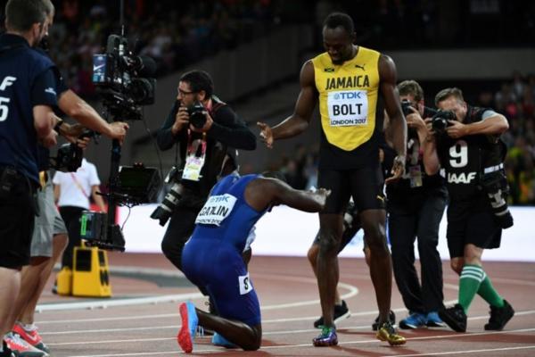 « Cela pourrait prendre au moins 20 ans pour qu'un autre athlète batte mon record », dixit Usain Bolt