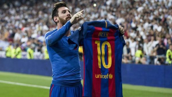 Messi au Réal Madrid ?
