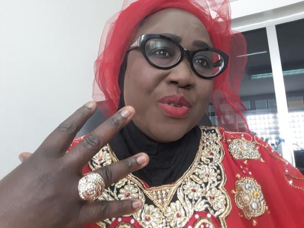 """Adji Mergane Kanouté : """"Comme les autres coalitions, Macky 2012 devait avoir son quota dans ce gouvernement"""""""