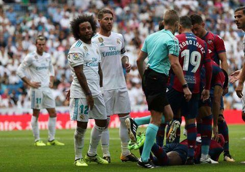 Marcelo risque au moins 4 matchs de suspension