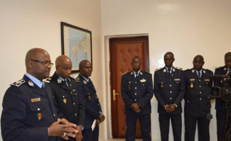 Police nationale : Quatre hauts cadres promus au grade de «Général »