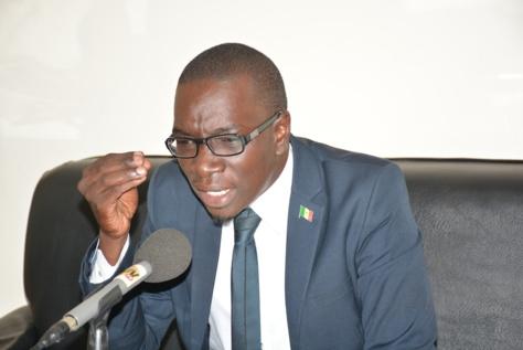 """Me Moussa  Bocar Thiam, Ps: """"C'est un gouvernement de l'Apr avec quelques amis, c'est inadmissible"""""""