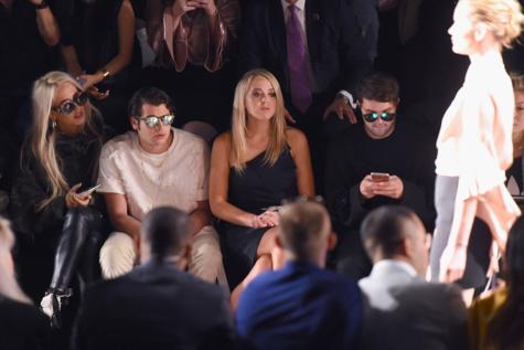 Photos: La fashion week de Tiffany Trump, la fille du Président des USA, à vous couper le souffle