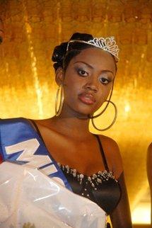 Miss Sénégal 2009 : La bonne percée italienne