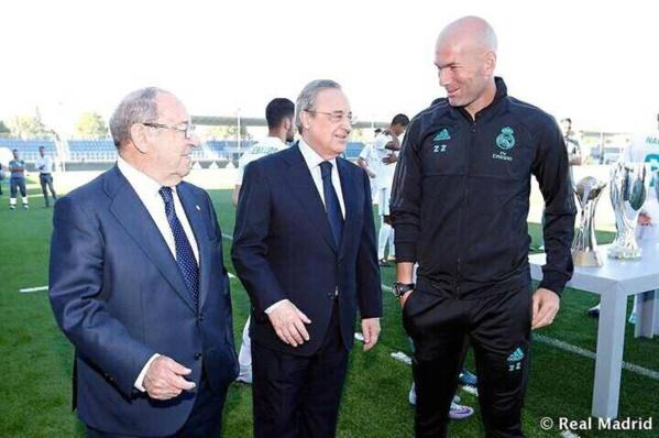 Zidane s'alarme : « On joue avec un excès de confiance. On entre pas bien dans nos matchs »