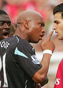 Diouf : « Andrews n'est pas méchant »