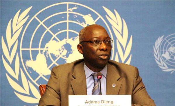 Les violences contre les Rohingya « Pas loin du Génocide » (Adama Dieng)