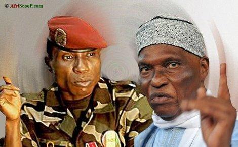 Tapis rouge pour l'opposition guinéenne : menacé par son soutien à Dadis, Wade se dédie pour berner l'opinion internationale