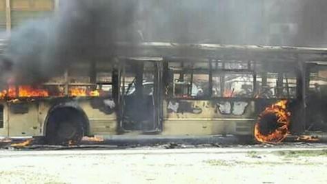 Incendie d'un bus de DDD : Un proche du maire de Grand-Yoff, arrêté
