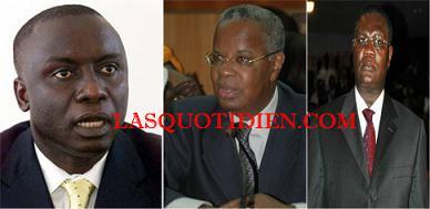 RETROUVAILLES AU SOMMET : Idrissa Seck, Dlk et Ousmane Ngom se retrouvent autour d'un petit-déj avec Wade…