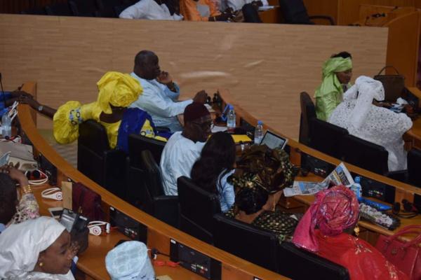 Direct Assemblée nationale: la liste des vice-présidents