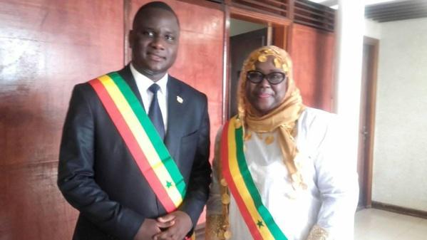 Adji Mergane Kanouté : « Le Président Macky Sall nous a fortement recommandés d'être des députés au service du peuple »