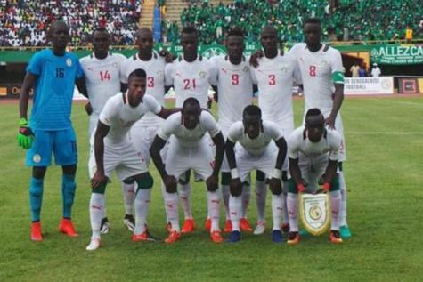 Classement FIFA: Le Sénégal perd 2 places