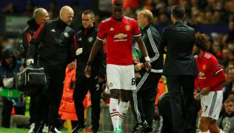 Mourinho furieux contre Pogba