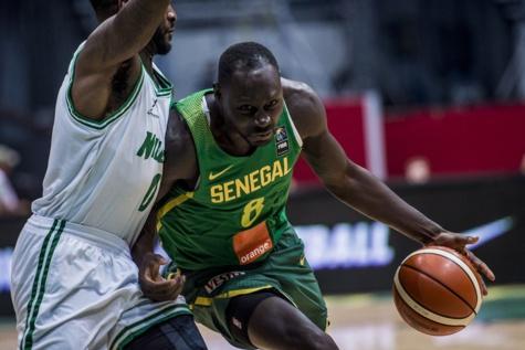 """Afrobasket 2017 : Les """"Lions"""" se font bloquer en demi-finale par les D-Tigers"""