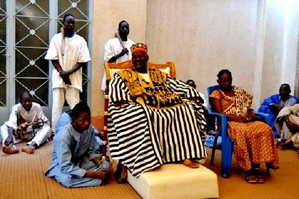 Prix Macky Sall pour le dialogue en Afrique: Le Nogho Naba remporte la palme