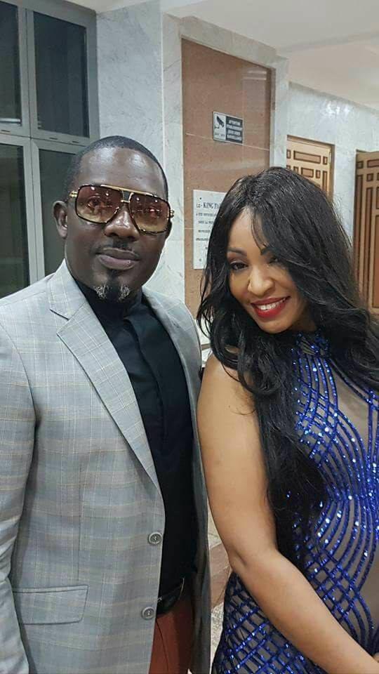 Photos : Viviane Chidid et Mbaye Dièye Faye au Gala des 100 entreprises les plus dynamiques au Sénégal