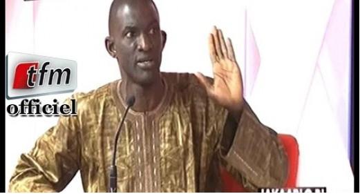 Ansoumana DIONE condamne la chaîne TV5 pour avoir montré des images de malades mentaux sénégalais dans un documentaire