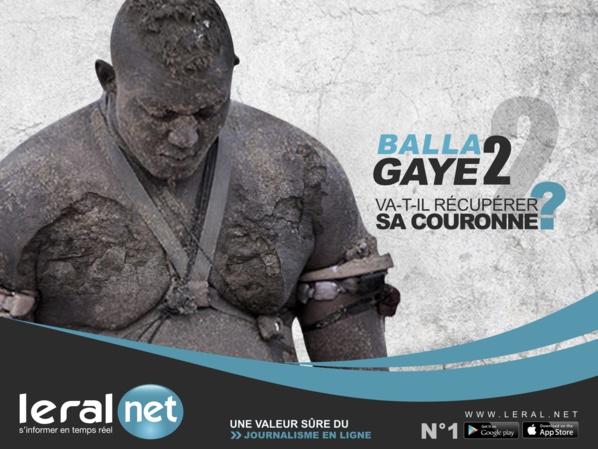 Tapha Guéye met en garde le lion de Guédiawaye : « Que Balla Gaye 2 travaille dur, sinon … »