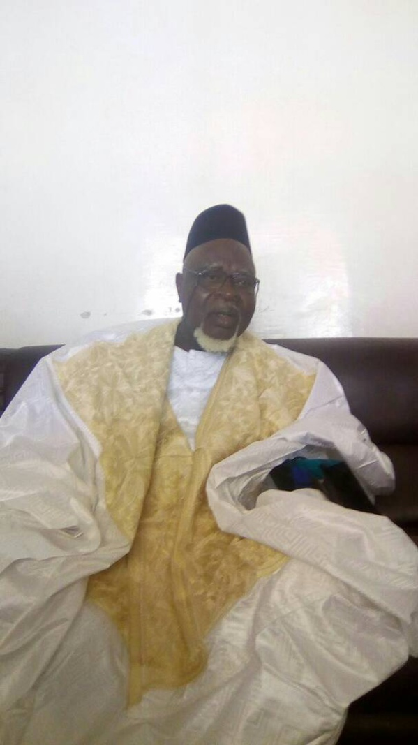 El Hadji Sidy Mokhtar Kounta dénonce la persécution des Rohyngia en Birmanie et demande la clémence pour Khalifa Sall