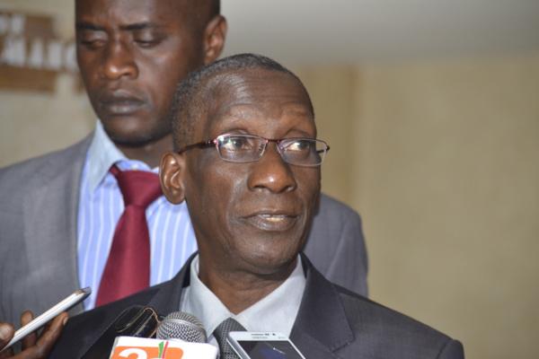 """Mamadou Diop Decroix: """"Ce n'est pas au ministre de l'Intérieur d'appeler au dialogue"""""""