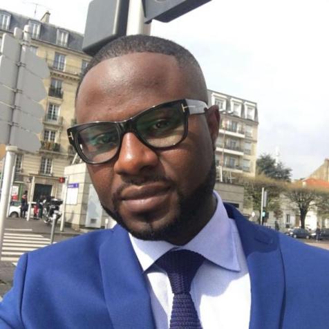 Seydou Kanté, Docteur en Géopolitique et géographie politique de la Sorbonne et titulaire d'un MBA de l'Institut d'Administration de Paris (IAE)