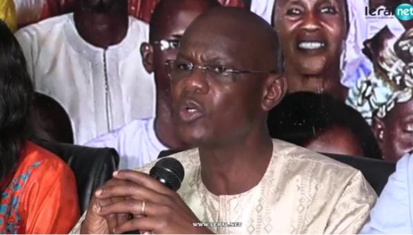 Mor Ngom défend Aliou Sall en des termes très clairs