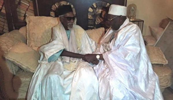 Témoignage sur les relations entre Al Amine et Cheikh Sidy Moctar Mbacké