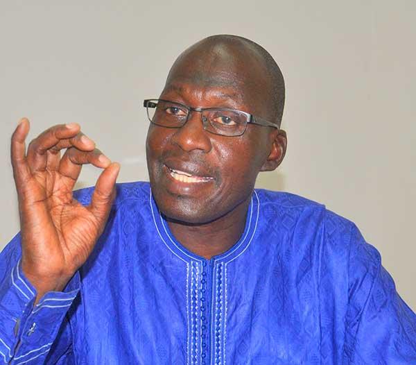 """Moussa Sarr, porte-parole de la LD: """"Depuis que Mamadou Ndoye est parti, le parti ne reçoit plus les 4 millions..."""""""