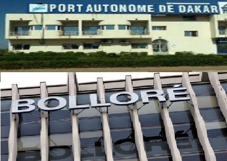 Port autonome de Dakar : Bolloré piétine le contrat signé avec l'Etat du Sénégal