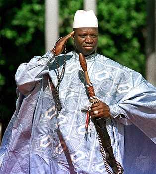 Gambie: Arrestation de l'ancien chef d'état-major de l'armée