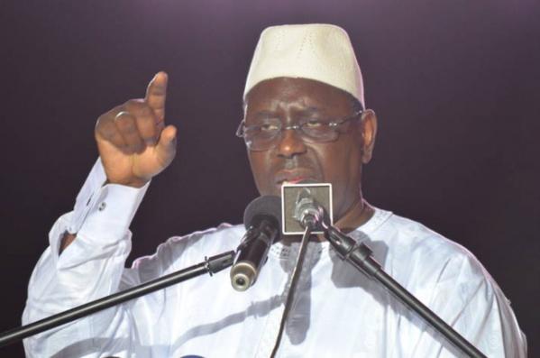 Macky Sall : « L'aéroport international Blaise Diagne va être inauguré le 7 décembre prochain »