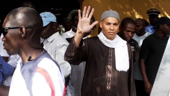 Karim Wade, l'abonné absent