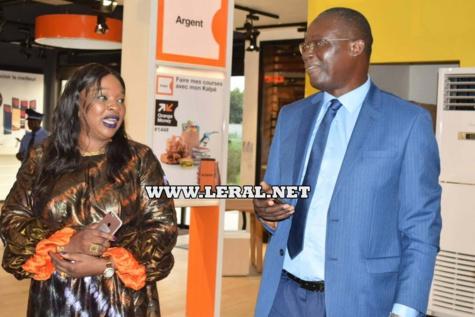 (Photos) Cérémonie de Renouvellement de partenariat entre la Fédération Sénégalaise de football (FSF) et la Sonatel
