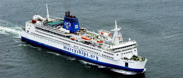 «Mercy Ships», le plus grand bateau-hôpital du monde attendu au Sénégal