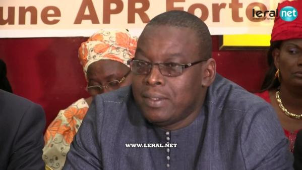 Le coup de gueule de Lamine Bara Gaye, APR : « Que Macky Sall et la direction du Parti se ressaisissent »