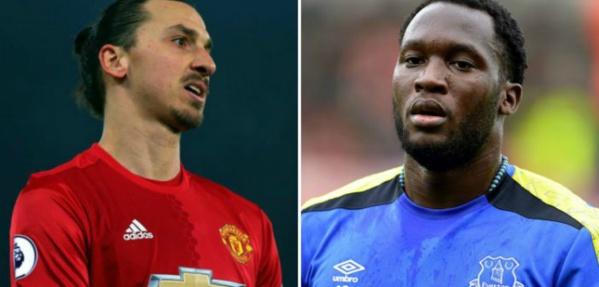 Manchester-United : la réaction de Zlatan quand Lukaku lui a demandé son numéro 9