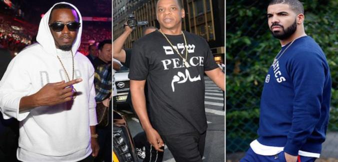 Showbiz: Voici le Top 20 des artistes Hip Hop les mieux payés en 2017