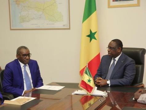 Malaise en Conseil des ministres : Macky Sall tance vertement Sidiki Kaba