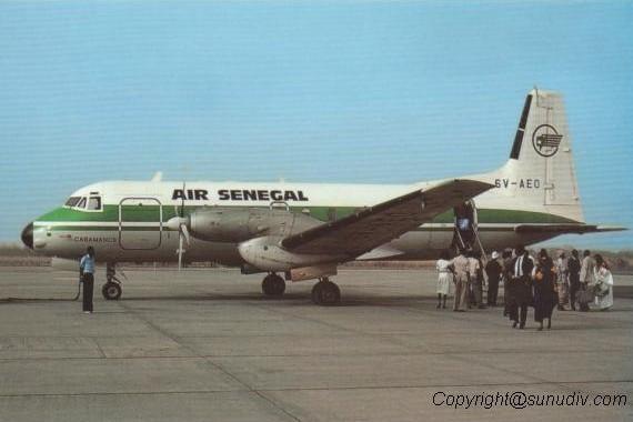 Préparatifs pour son décollage, Air Sénégal recrute son personnel