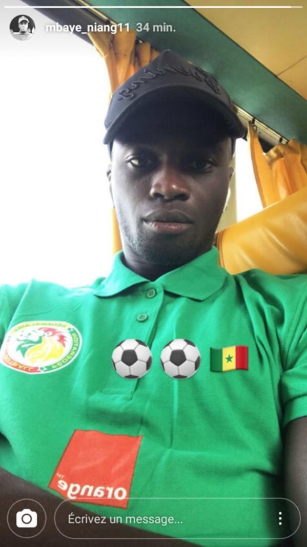 Enfin Mbaye Niang rejoint la tanière