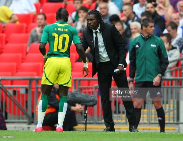 Aliou Cissé: «La Coupe du monde est un objectif primordial pour le Sénégal»