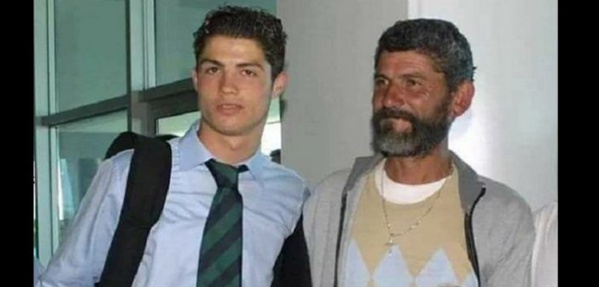 Cristiano Ronaldo rend un vibrant hommage à son défunt père, dans un émouvant message (Photos)