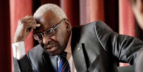 """Pour la """"libération"""" de Lamine Diack, les autorités invitées à signer la pétition"""