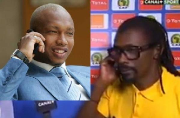 Le problème du Sénégal c'est Aliou Cissé (coach), selon El Hadj Diouf