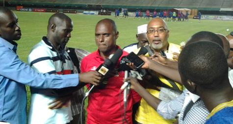 """Lùcio Antunes, sélectionneur du Cap-Vert : """"Cette équipe du Sénégal ne peut pas constituer une surprise"""""""