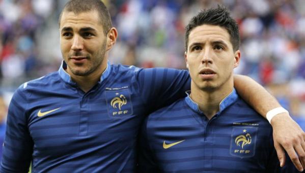 """Nasri: """"Ce qui arrive à Benzema est injuste"""""""