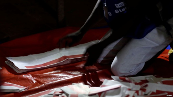 L'attente des résultats de la présidentielle se prolonge au Liberia