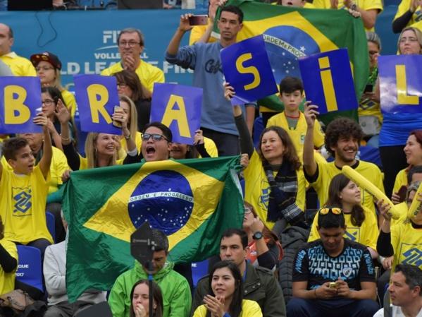 Mondial 2018: les supporters du Brésil veulent une victoire du Chili… pour nuire à l'Argentine